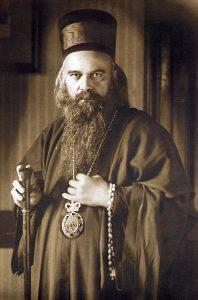 Свети владика Николај Охридски и Жички