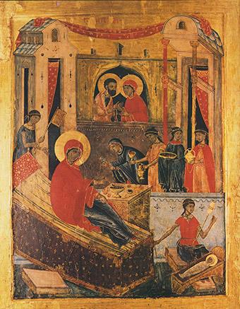 Рођење Пресвете Дјеве Марије