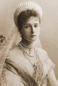 Света Царица Александра Романова